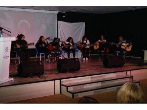 Büyükşehir'den Nazilli'de müzik şöleni