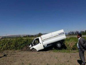 Trafik kazasında ağır yaralanan yolcu hayata tutunamadı