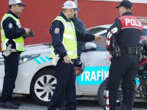 Aydın'da 14 bin sürücüye 5,6 milyon lira ceza kesildi
