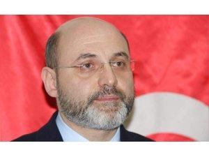 AK Parti Kütahya İl Başkanı Ali Çetinbaş'tan Miraç Kandili mesajı