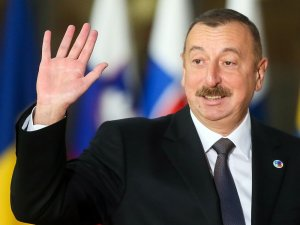 Aliyev cumhurbaşkanlığı seçiminde oyların 86'nı aldı