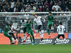 Beşiktaş, Akhisarspor deplasmanında