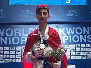 Türk sporcu Arslan Demir dünya ikincisi oldu