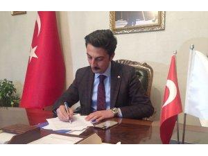 Türkiye'nin en genç oda başkanı Alibeyoğlu başkanlığa giden yolu anlattı