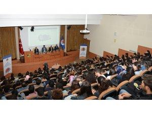 MEÜ'de '18. Kariyer Günleri' gerçekleşti