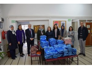 Lapseki'den, Afrin'deki Mehmetçiğe hediye