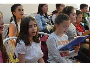 Sivas Belediyesi çocuk korosu konser verecek