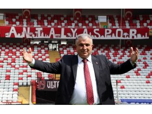 """Antalyaspor Başkanı Bulut: """"Eto'o'yu gündemimizden çıkardık"""""""