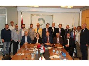 MDTO'da Lokmanoğlu yeniden başkan