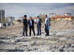 """Başkan Çolakbayrakdar: """"Kentsel dönüşümle Kayseri'ye yeni bir çehre kazandıracağız"""""""