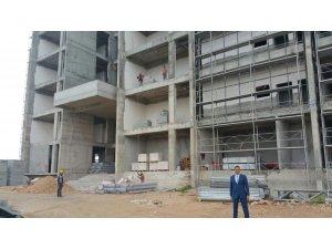 Erdemli Belediyesi'nin her katına avukat odası yapılıyor
