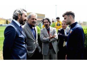 Başkan Bedir, kulüplerin kurtuluş reçetesini açıkladı