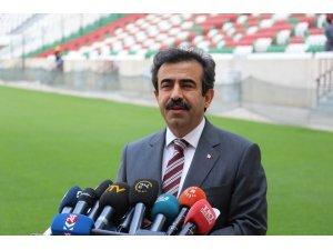 """Vali Güzeloğlu: """"9 Mayıs'ta kazanan Diyarbakır olacak"""""""