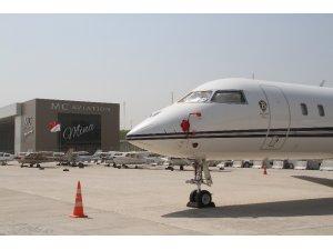 Uçak kazasında hayatını kaybeden Mina Başaran'ın adı hangara ve uçağa yazıldı