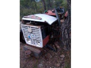 Traktörün altında kaldı: 1 ölü