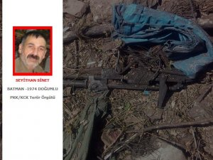 PKK'nın sözde Amanos sorumlusu etkisiz hale getirildi