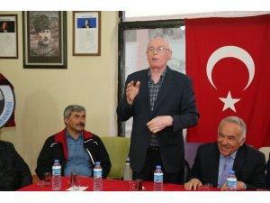 Başkan Kazım Kurt, Gümüş Der'de halkla buluştu