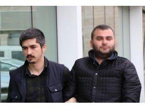 Baba-oğul uyuşturucu ticaretinden tutuklandı