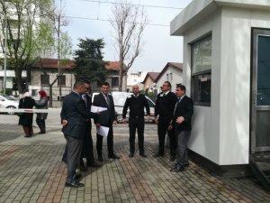Özel güvenlik görevlilerine emniyetten eğitim