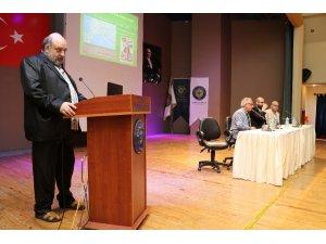Mersin'de '1. Uluslararası Roman Akademik Zirvesi' yapıldı