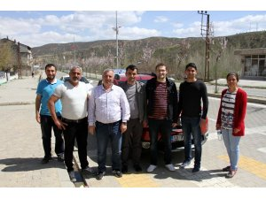 Hizan'da MTSK kursu açıldı
