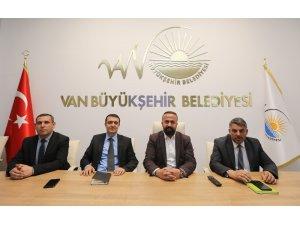 Van Büyükşehir Belediyesinin inci kefali nöbeti başlıyor