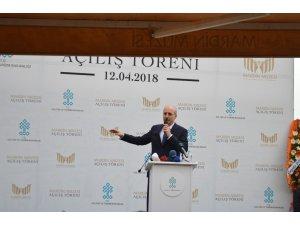 """Kültür ve Turizm Bakanı Kurtulmuş: """"İki gündür birisi kuyuya bir taş attı, bütün dünya çıkarmaya çalışıyor"""""""