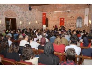 Osmangazi'de aşkın mızrabı konseri
