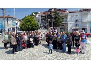 TKB'nin 94. kuruluş yıldönümü Foça'da kutlandı