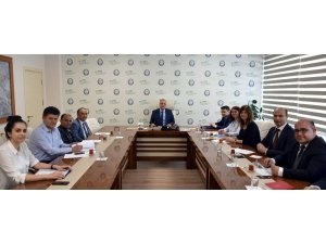 Salihli'de yeni encümen üyeleri ilk kez toplandı