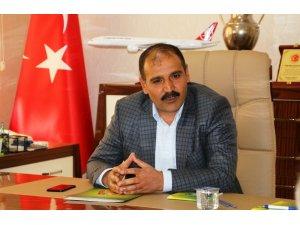 Şanlıurfaspor Kulüp Başkanı Emin Yetim: