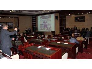 Erzurum'da 2026 Kış Olimpiyatları'na hazırlık toplantısı yapıldı