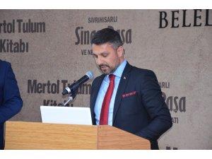 'Sivrihisarlı Sinan Paşa ve Nesir Edebiyatı Kitabı' tanıtım toplantısı