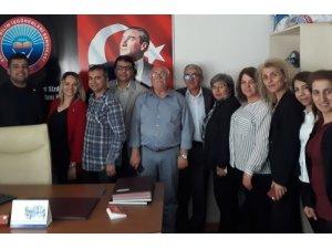 CHP yönetimi STK temsilcileriyle bir araya geldi