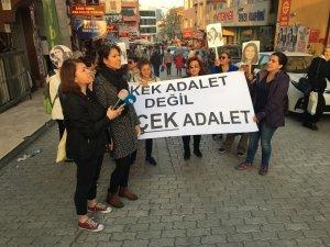 Cinayete kurban giden Nurcan Aslan'ın yakınlarından kadın cinayetlerine tepki