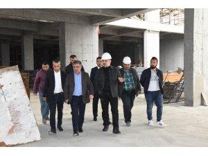 """Esenyurt Belediye Başkanı Alatepe: """"1 Aralık'a kadar tüm inşaatlarımız bitecek"""""""