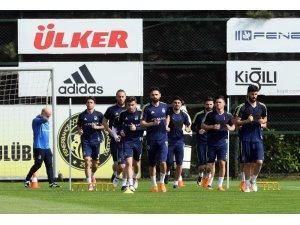 Fenerbahçe, DG Sivasspor maçı hazırlıklarını sürdürdü
