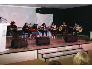 Nazilli'de iki günde iki konser