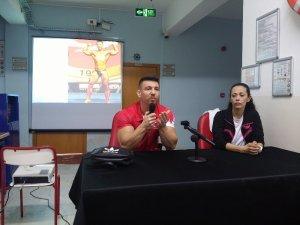 Türkiye şampiyonu denizcilerle buluştu