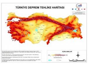 """Osmaniye AFAD Müdürü Bulut: """"Osmaniye'nin deprem tehlikesi azaldı"""""""