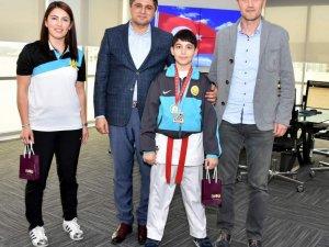 Aliağalı Doğan Egecan Tercan Türkiye şampiyonu oldu