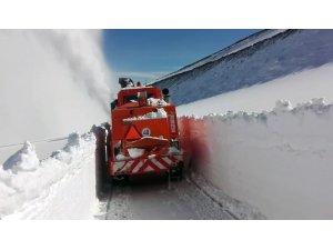 Her yerde bahar, Erzurum'da kar var