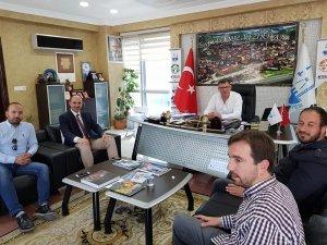 Başkan Duymuş, daire müdürleriyle bir araya geldi