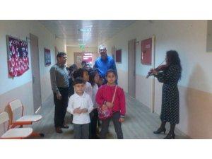 Özel çocuklara özel bilgi yarışması