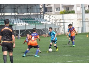 Aydın'da futbol grup maçları başladı