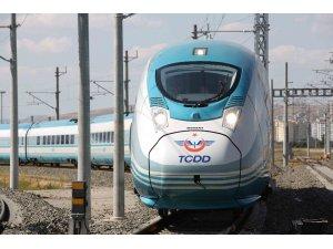 TCDD'den on adet yüksek hızlı tren sözleşmesi