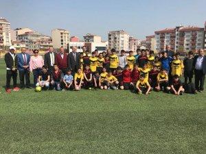Çorlu'da Kaymakamlıktan mahalle maçları turnuvası
