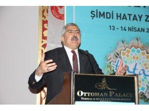 Kültür ve Turizm Bakan Yardımcısı Hüseyin Yayman: