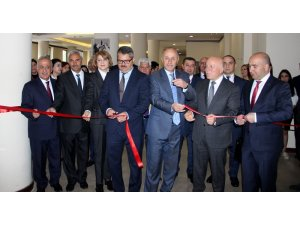 Haydar Aliyev, doğumunun 95. yılında Erzurum'da anıldı