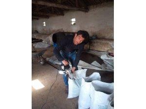 Özalp ilçesinde solucan gübresi üretilecek